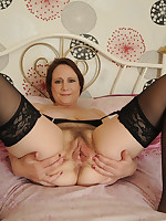 Tiffany - Mature Stretched Open Pussy