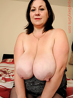 Rosie - Amazing Huge Titties and Huge Nipples